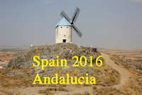 Highlights of Spain 2016